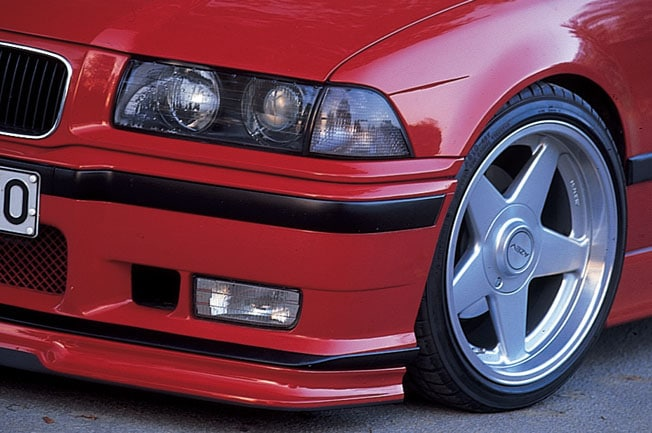 Frontleppe BMW M3 E36