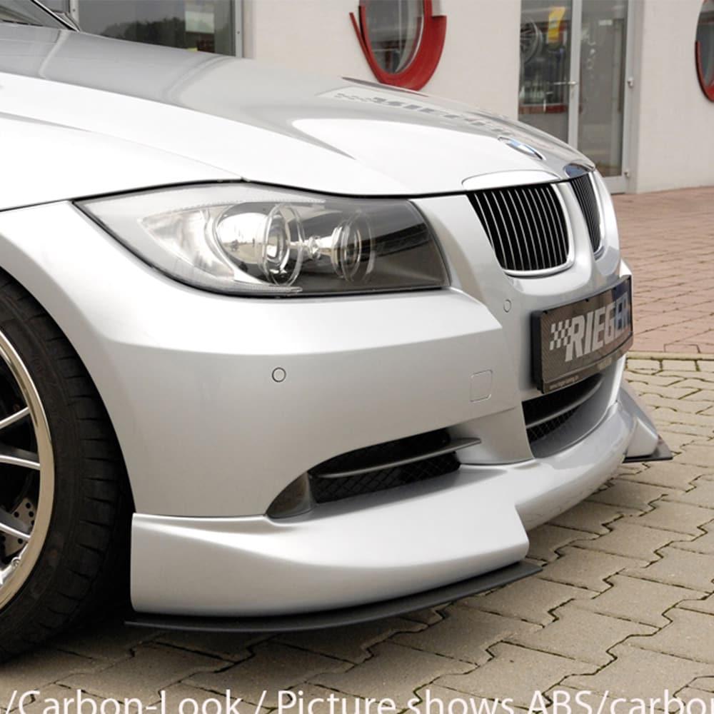 Nedre del til støtfanger BMW E90/E91