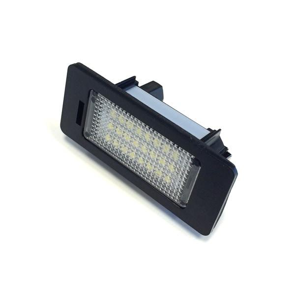 LED Nummerskiltsbelysning Bmw