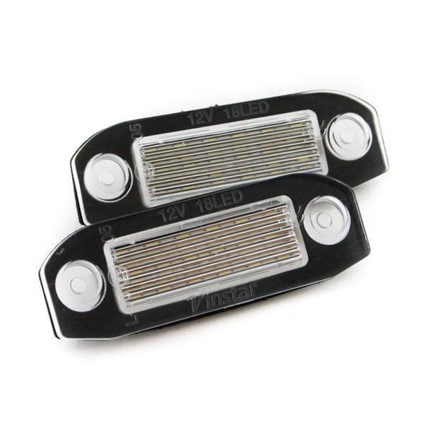 LED Regskiltsbelysning Volvo