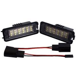 LED Nummerskiltsbelysning VW