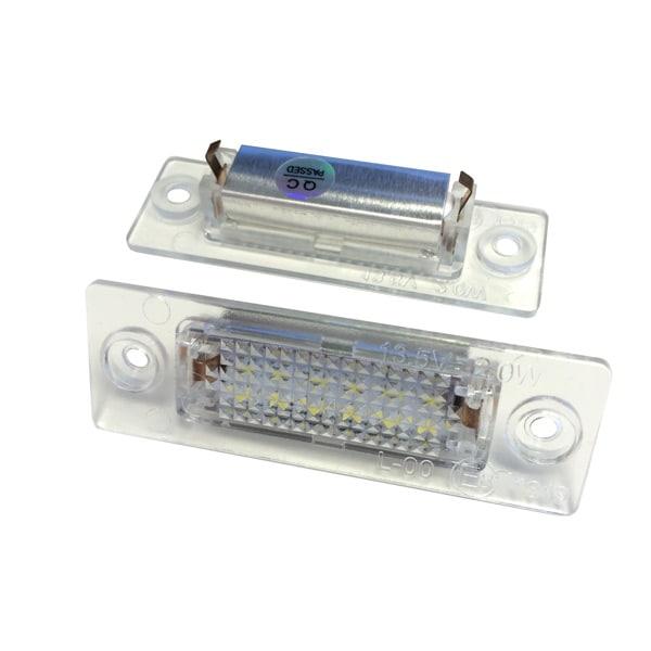 Regskiltsbelysning LED