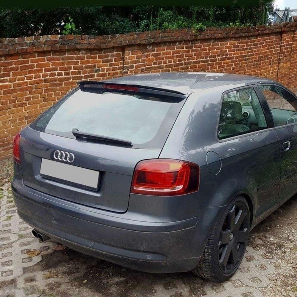 Spoilervinge diskret Audi A3 8P