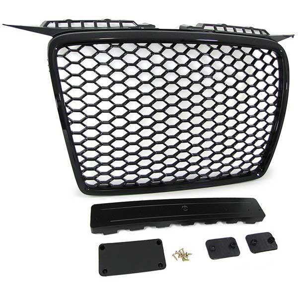 Audi A3 8P Honeycomb grill