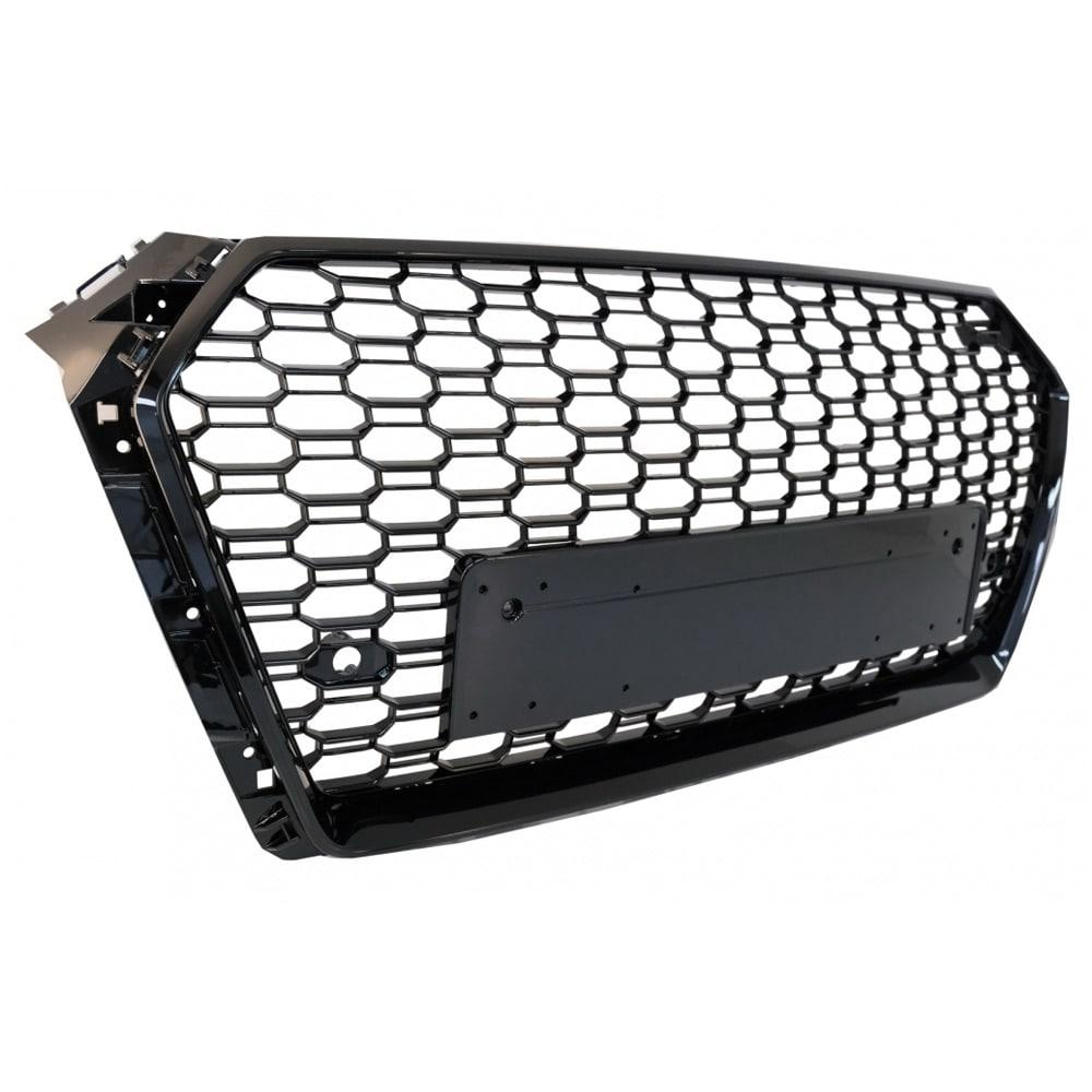 Honeycomb grill Audi A4