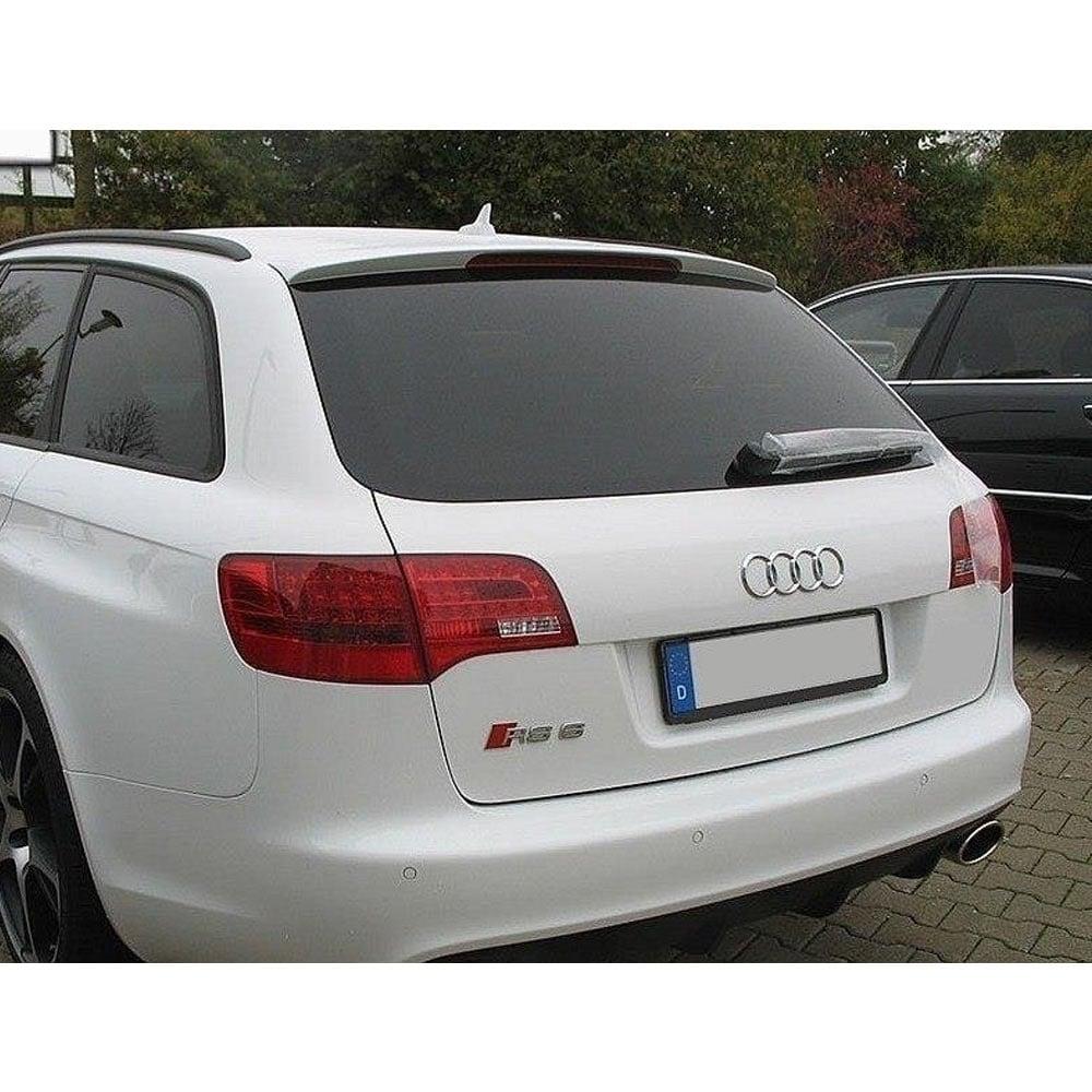 Spoilervinge diskret Audi A6 Avant