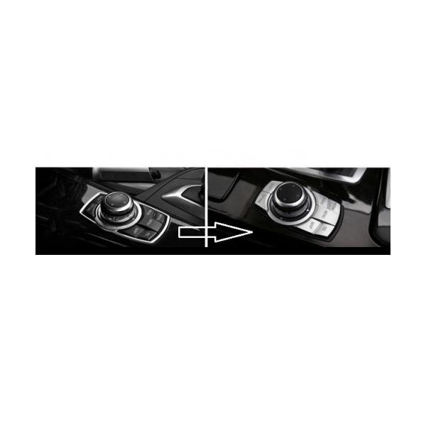 sølvknapper til BMW Navi Professional