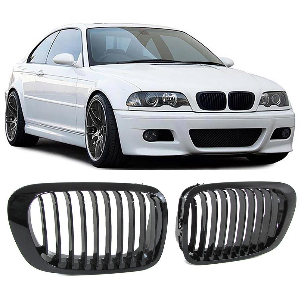 svarte nyrer (grill) BMW E46