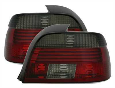 LED Baklamper BMW E39 Rød Smoke