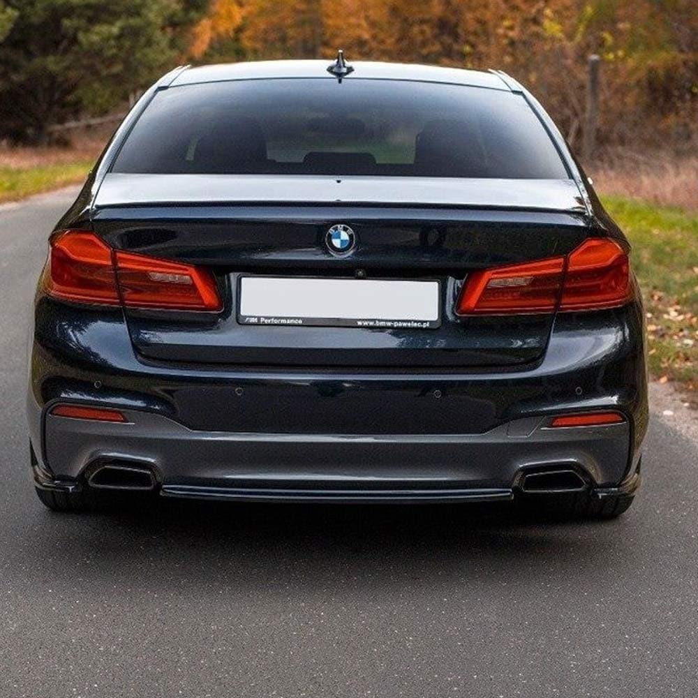Bakre splitter till BMW G30/G31