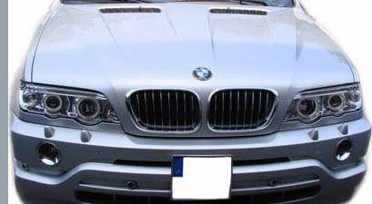 Angeleyes Lyskaster Krom BMW X5