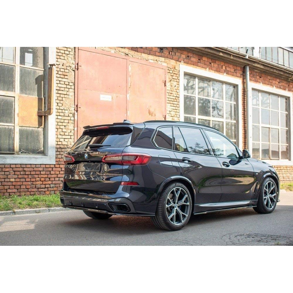 Spoilervinge diskret BMW X5 M-pack