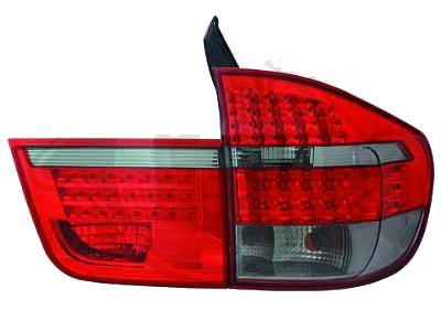 LED Baklamper Rød/smoke Bmw X5