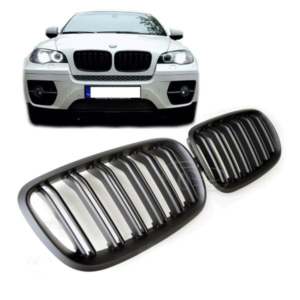 BMW X5/X6 Mattsvarte nyrer