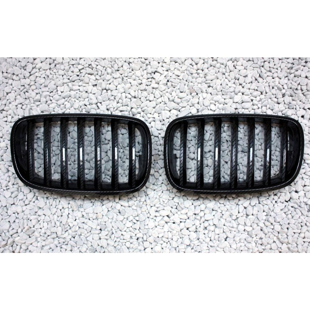 Kolfibernjurar BMW X6