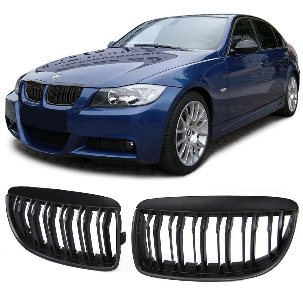 BMW E90 Grill Svart