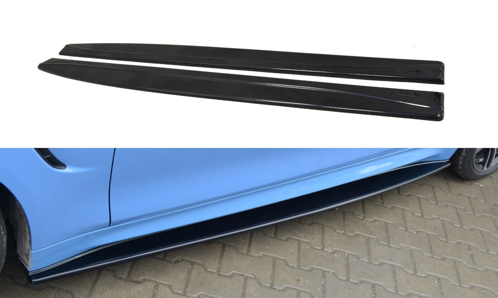 Styling Sideskjørt BMW M4 F82