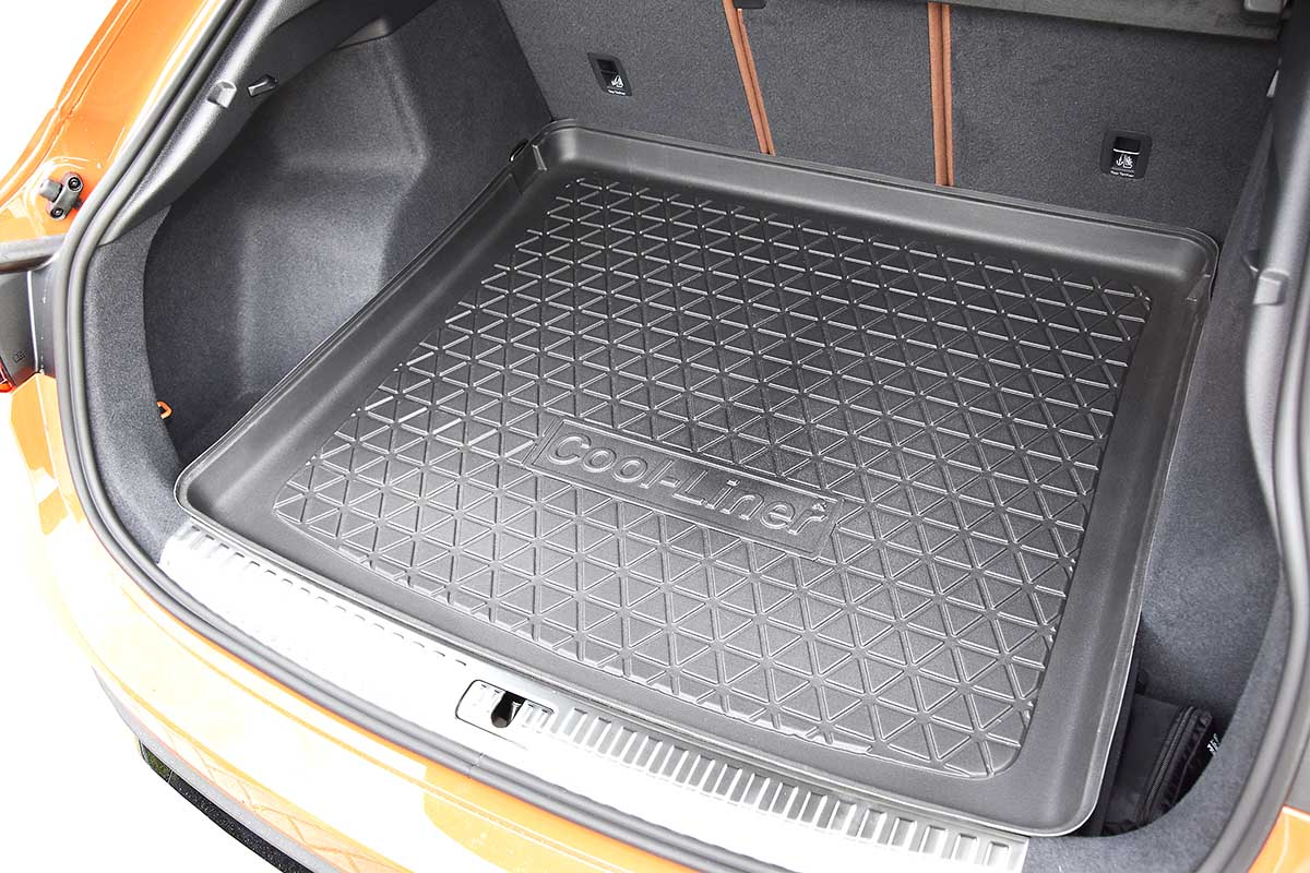 Bagasjeromsmatte Audi Q3 Sportback