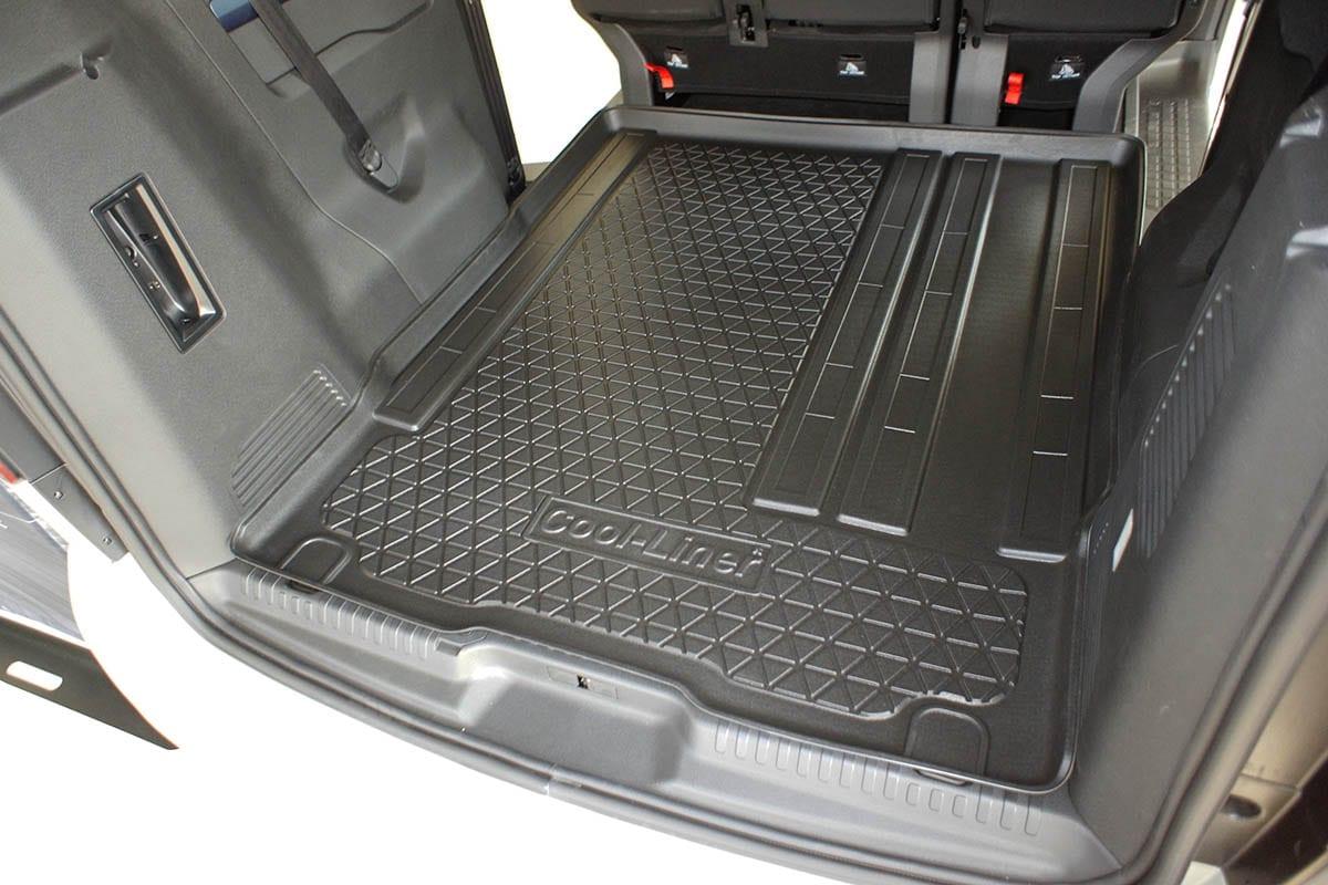 Bagasjeromsmatte Citroen Jumpy III SpaceTourer L2 / Peugeot Expert III Traveller L2 / Toyota ProAce Verso V / Opel Zafira Life / Opel Vivaro C