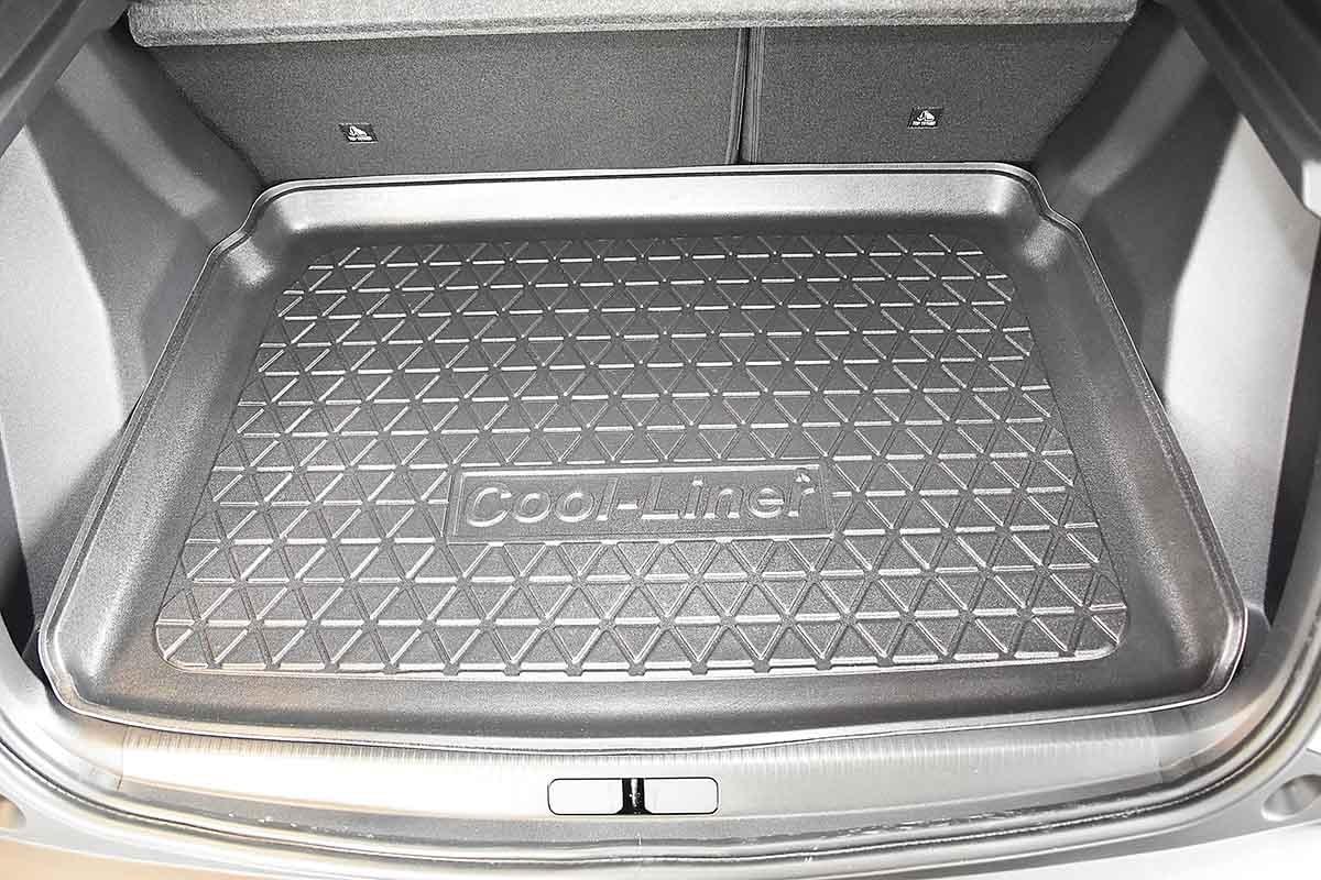 Bagasjeromsmatte Peugeot 2008 II