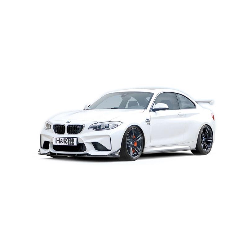 H&R HVF Justerbar senkningssats BMW M2 F87