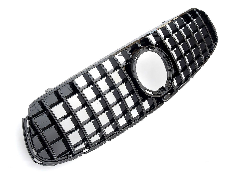 Black grille