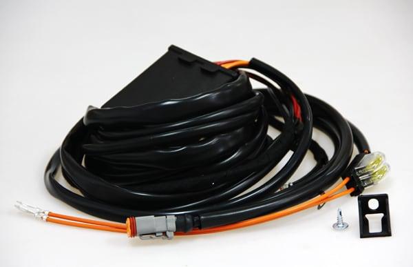 Releèsett CanBus for LED-Rampe med DT kontakt 12-24V