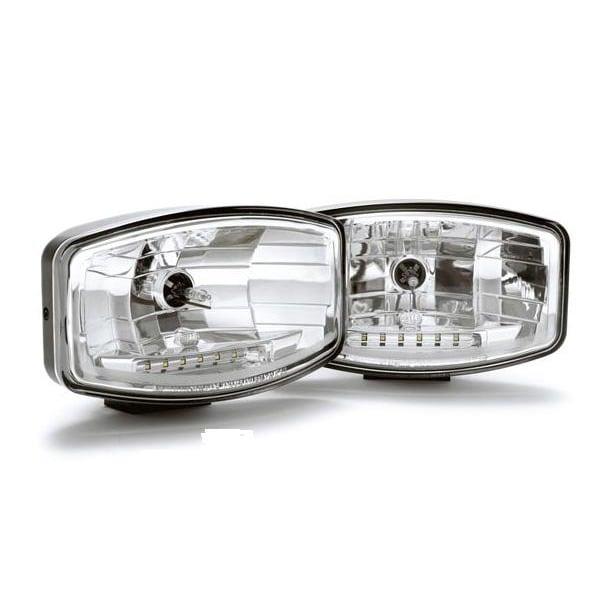 Hella Jumbo 320FF med LED posisjonslys