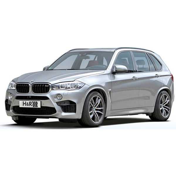 H&R Senkningssats BMW X5 F15 M50d