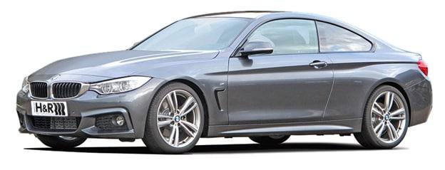 H&R Senkningssats BMW F32 4-serie