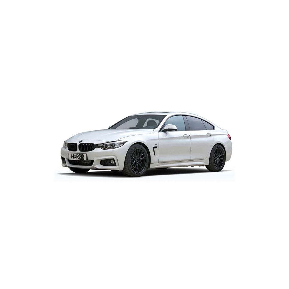 H&R Senkningssats BMW 4-serie F36 2014-