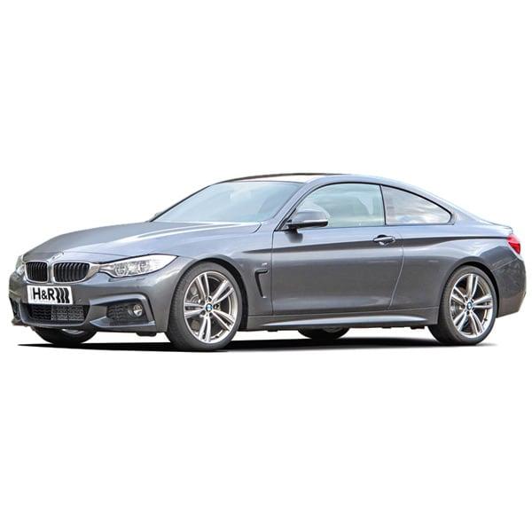 H&R Stillbart chassi BMW 4 serie 2wd