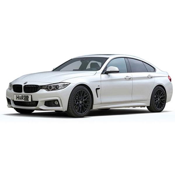 H&R Stillbart chassi BMW 4 serie 4wd
