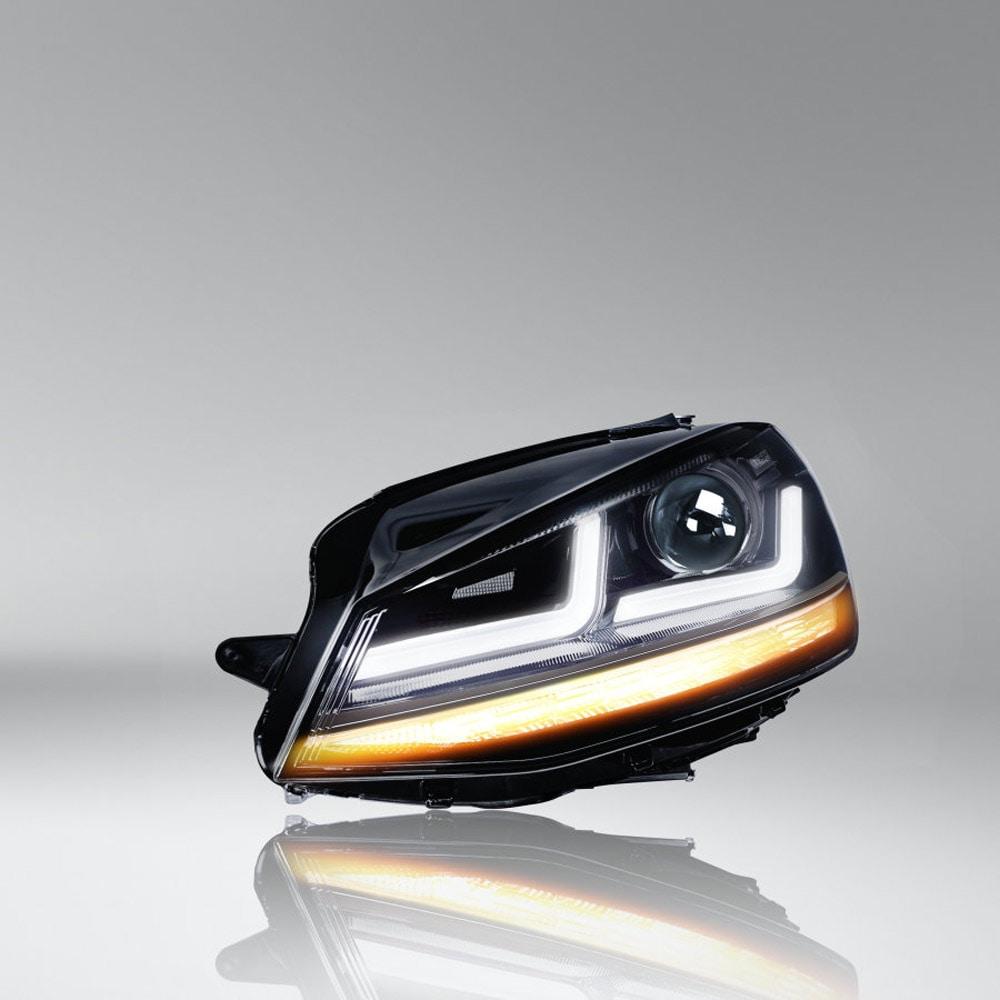 LED OSRAM frontlykter Golf 7