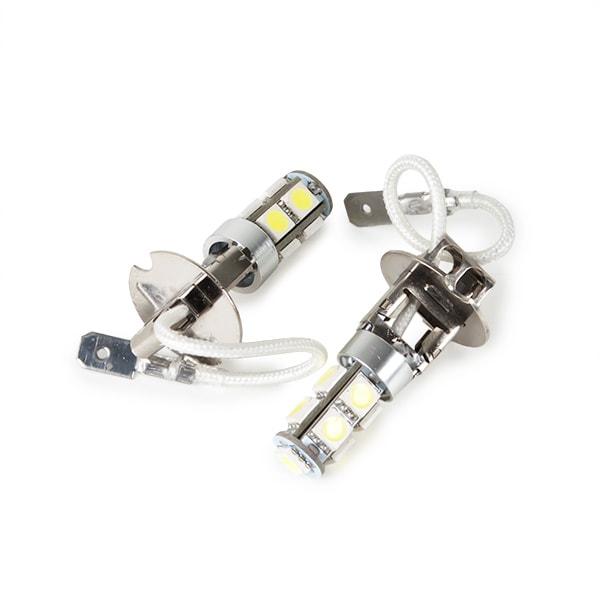 H3 LED Diod lamper 6000K