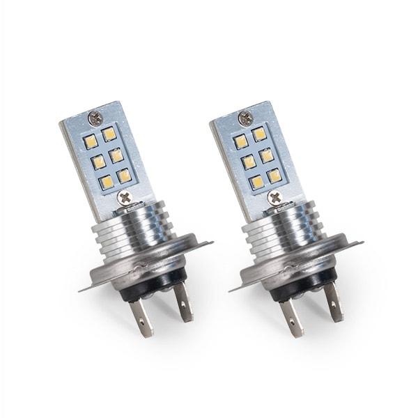 H7 LED tåkelyslamper 12V & 24V