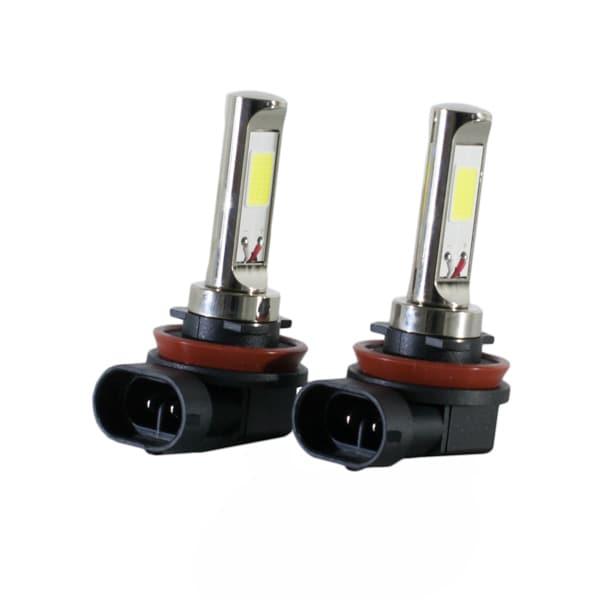 H11 LED tåkelyslamper 25W 12V & 24V