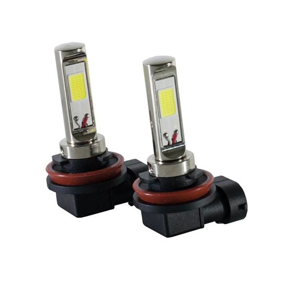 HB4 LED tåkelyslamper 25W 12V & 24V