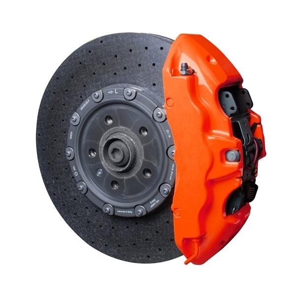 Caliperlakk NEON Orange 2-komponents