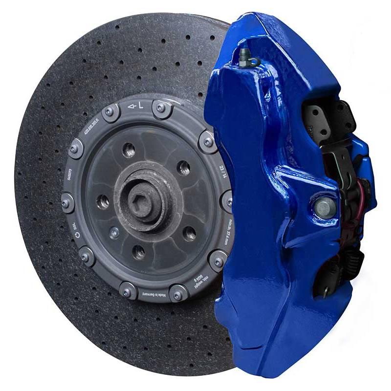 Caliperlakk Performance blue 2-komponents