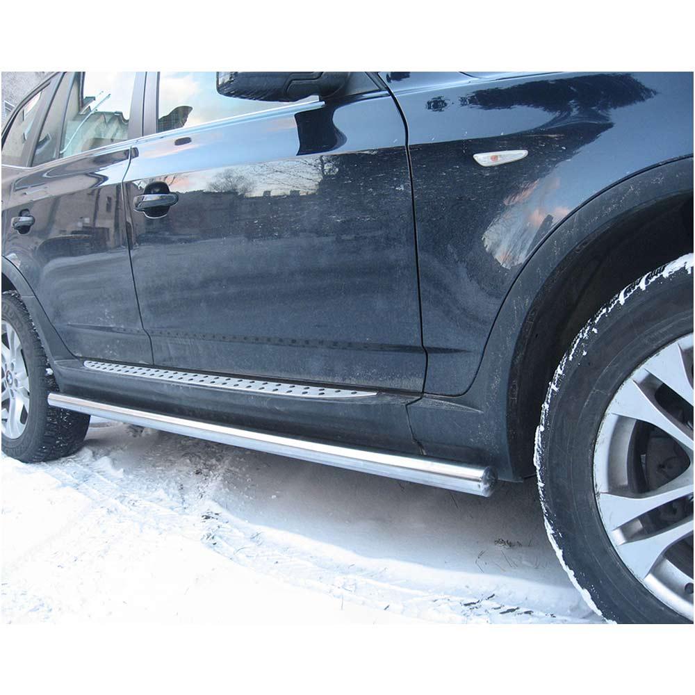 Sidesteps VW Amarok