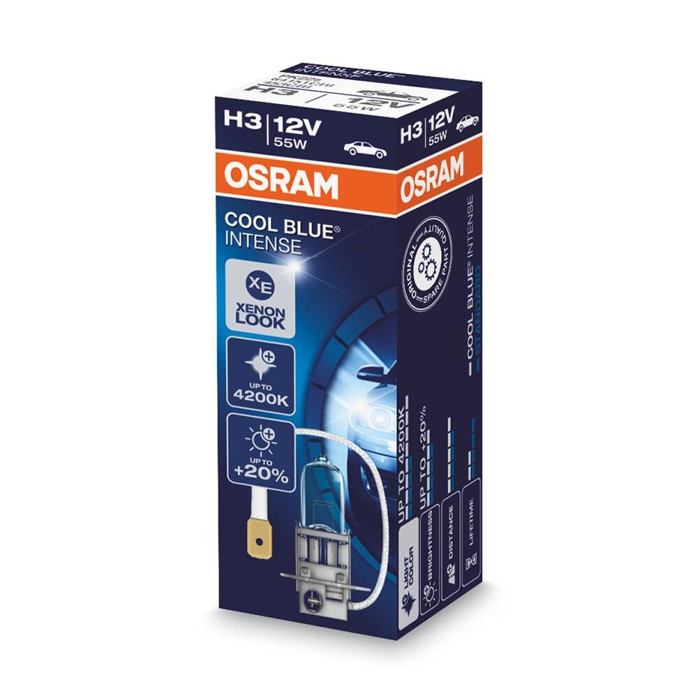 Osram H3 Cool Blue Intense