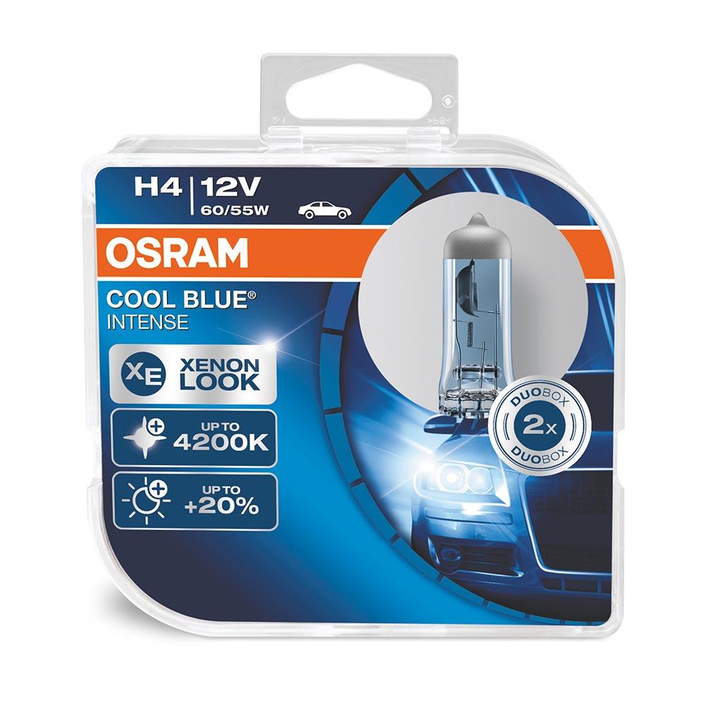 OSRAM H4 Cool Blue intense