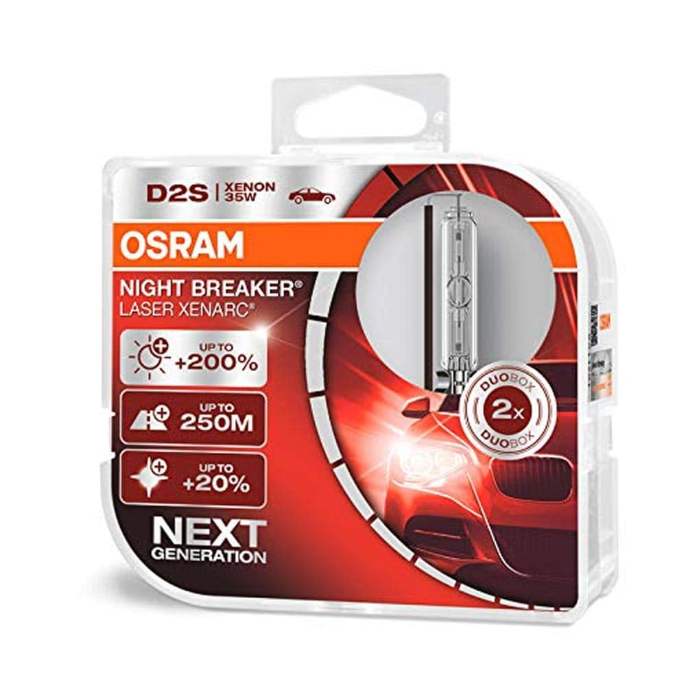 Osram D2S Nightbreaker unlimited