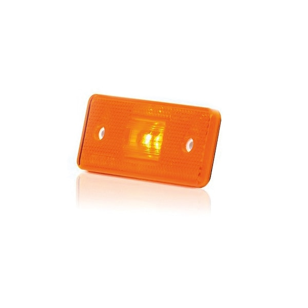 Sidemarkering LED Orange