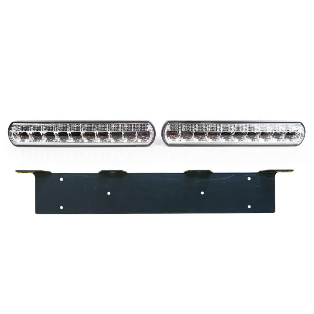 LED-rampe Pollux - 2x50W