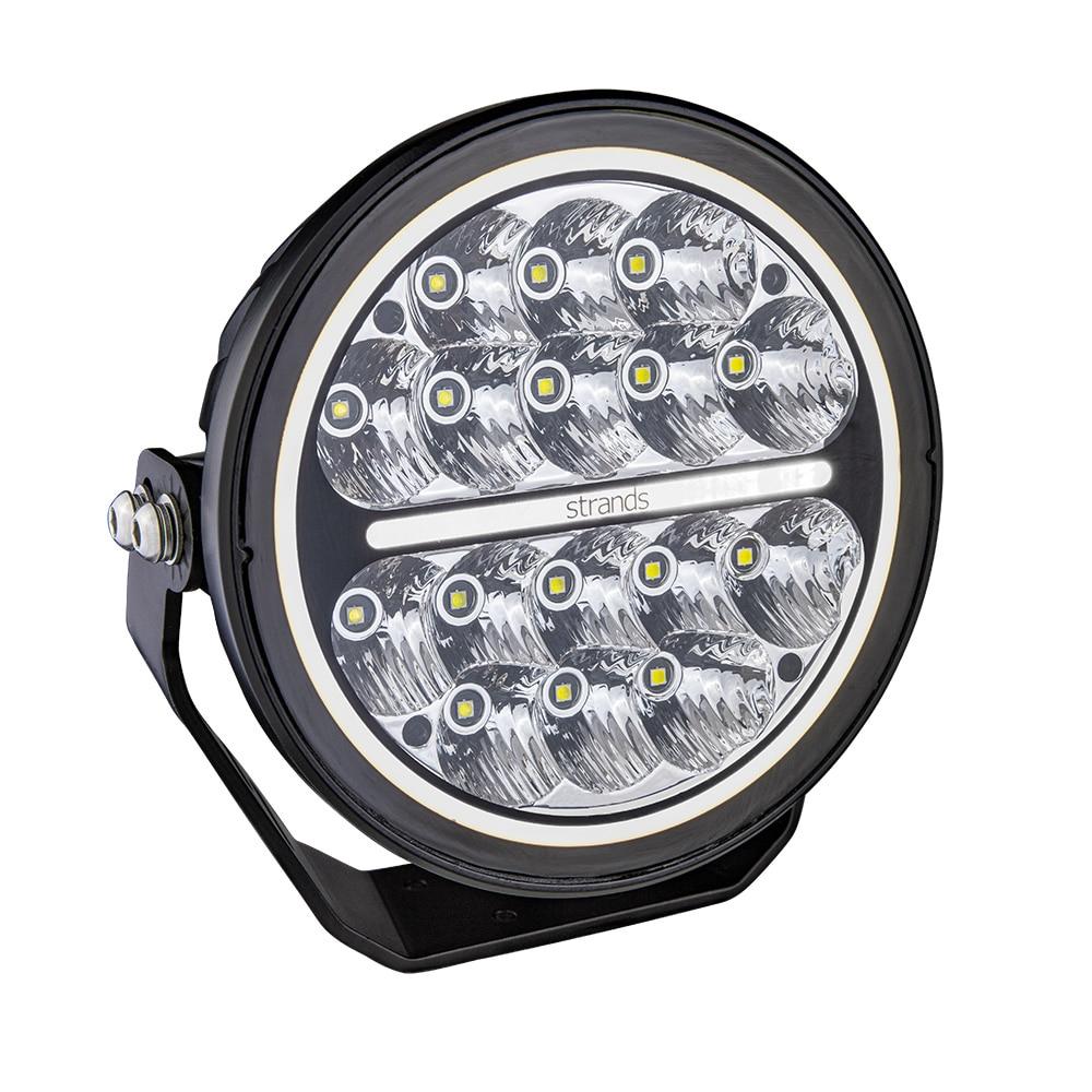 """Ekstralys Siberia Night Ranger 7"""" LED - SLD"""