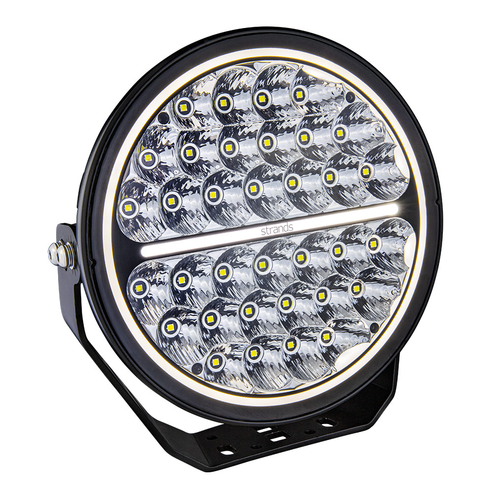 Extraljus Siberia Night Ranger Spot Beam 9´ LED - SLD