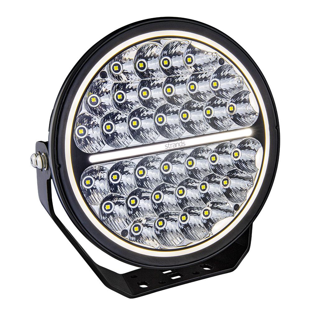 """Ekstralys Siberia Night Ranger 9"""" LED - SLD"""