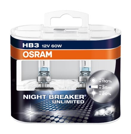 Osram HB3 Nightbreaker unlimited
